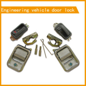 115 Type Engineering Vehicle Door Lock