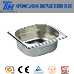 EU & Us Style Stainless Steel Gn Pan