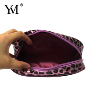 Hot Selling Waterproof Wild Leopard Pattern Fashion Cosmetic Bag pictures & photos