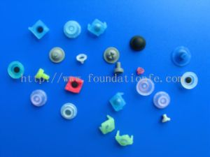 Silicone Seals Products Rubber Parts Componet Keypad pictures & photos