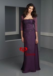 Chiffon&Lace Mother of The Bride Dresses (MD-1233)