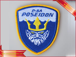 High Quality Fabric Woven Embroidery Patch 3D Patch pictures & photos