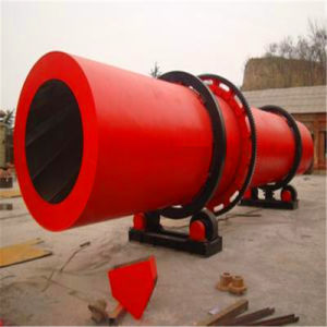 China Sand Rotary Dryer Equipment for Sand, Sluge, Sawdust, Coal pictures & photos
