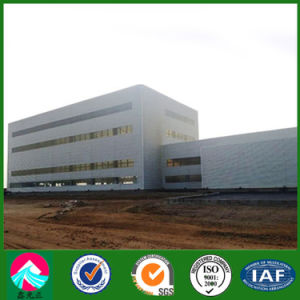 Steel Structure Building for Plastic Plant (XGZ-A039) pictures & photos