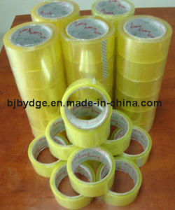 Yellow BOPP Packing Tape (BJ21)