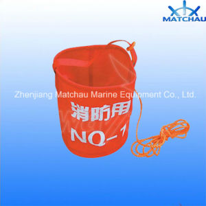 Marine Canvas Fire Bucket for Fire Fighting/Firefighting pictures & photos
