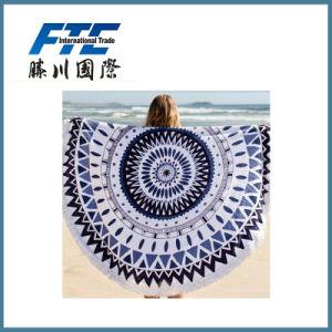 100% Cotton Printed Velour Bath Towel Beach Towel pictures & photos