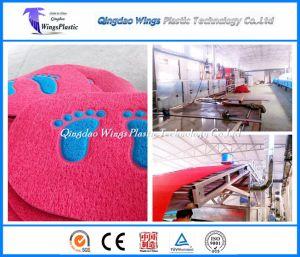 Plastic PVC Single Color Coil Floor Mat, Door Mat Extruder Machine pictures & photos