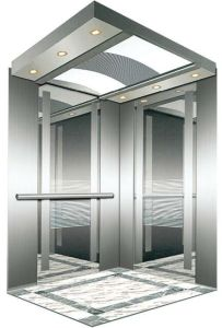 Gearless Traction AC-Vvvf Drive Home Villa Elevator with German Technology (RLS-104) pictures & photos