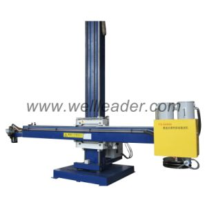 CE Approved Automatic Submerged Arc Welding Column Boom