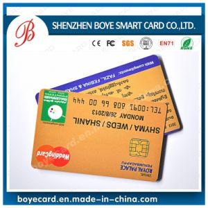 Popular PVC Contact IC Card pictures & photos