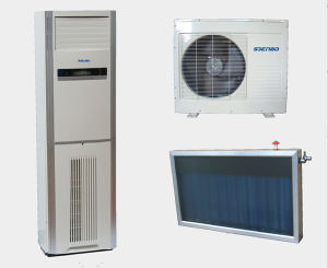 The New Product, Solar Air Conditioner; Multi Split/Floor Standing Air Conditioner (TKF(R)-72LW)