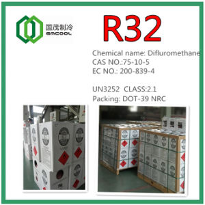 Refrigerant Gas R32 with DOT-39 Non-Refillable Steel Cylinder pictures & photos