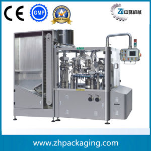 Toothpaste Filling Machine Tube Sealing Machine (Zhf-160) pictures & photos