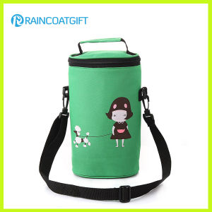 Water-Resistant Neoprene One Bottle Cooler Bag Rbc-092 pictures & photos