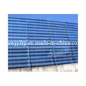 GRP Wind Proof Dust Suppressing Mesh of Highway pictures & photos