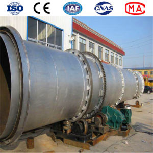 China Sand Rotary Dryer for Sand, Sluge, Sawdust pictures & photos