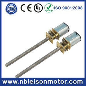 12mm 3V 6V Small DC Gear Motor with M3 M4 Lead Screw pictures & photos