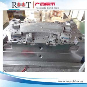 Garden Pot Plastic Injection Mold pictures & photos