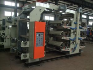 Flexo QS-Yt6600 Printing Machine pictures & photos