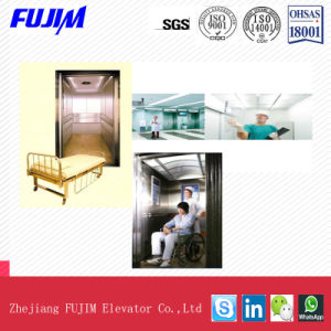 Side Door Hospital Bed Elevator with High Standard pictures & photos