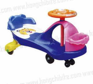 Toys Kids Bike Toy Baby Swing Car (HC-BSC-02856) pictures & photos