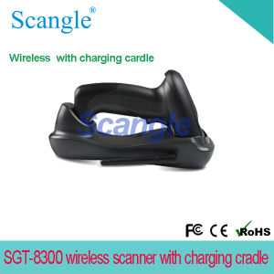 Wireless Radio Bar Code Scanner Sgt-8300 pictures & photos