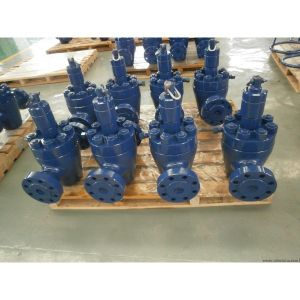 FC Type Gate Valve Drilling Petroleum Equipment for Wellhead pictures & photos