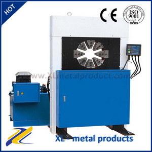PLC Control Hydraulic Hose Crimper/Hose Crimping Tools pictures & photos
