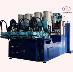 Double-Colour Sole Injeciton Molding Machine
