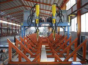 H-Beam&Rim Straightening Machine Production Line pictures & photos