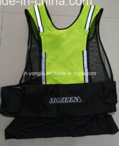 Traffic Safety Clothing Reflective Vest Reflective Safety Vest 13