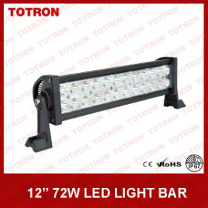 TLB2072 Double Rows LED Light Bar with 3W Epistar LEDs pictures & photos