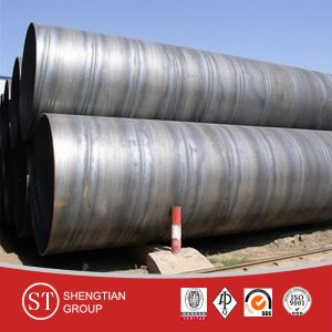 Large Diameter SSAW Welded Carbon Steel Pipe pictures & photos