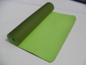 TPE Yoga Mat, Exercise Mat pictures & photos