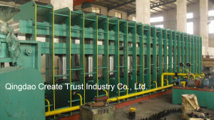 2017 Popular Fabric Cord Conveyor Belt Press with ISO9001 Certification pictures & photos