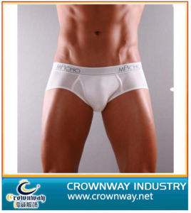 Men′s Brief with High Quality (CW-MU-20) pictures & photos