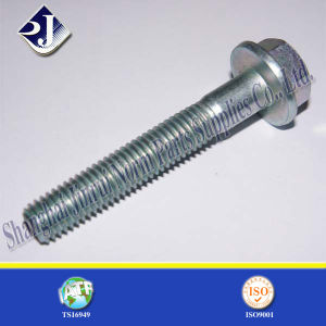 Hex Flange Bolt pictures & photos