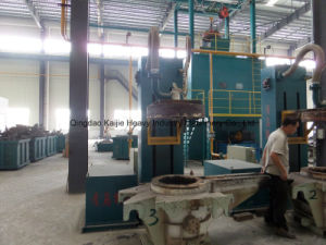 New and Free Design Ladle Preheater in V Method Casting Line pictures & photos