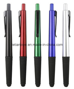 Logo Printed Stylus Pen for Advertising Gift (LT-C695) pictures & photos