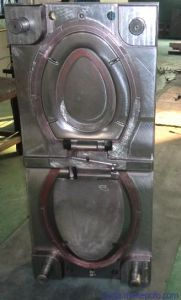 Injection Moulded for Toilet Seat pictures & photos