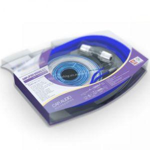 Rectangle Transparent PVC Plastic Packaging Box pictures & photos