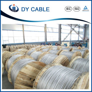 Overhead All Aluminum Alloy Conductor AAAC Bare Conductors Wire pictures & photos