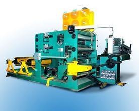 Foil Winding Machine for Oil Immersed Transformer