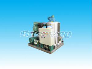 Sea Water Flake Ice Machine on Board-3t (1) pictures & photos
