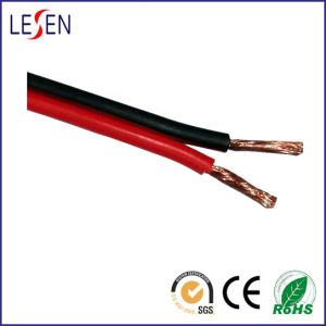 Red Black Speaker Cables with Oxygen-Free Copper or CCA Conductor, CE Certified pictures & photos