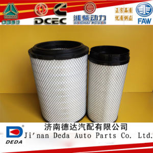 Air Filter for FAW Truck J6, J5 Model pictures & photos