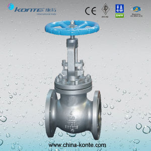API Cast Steel Globe Valve 150lb Dn100 pictures & photos