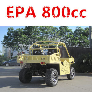 EPA Approved 800cc Farm UTV (DMU800-02)
