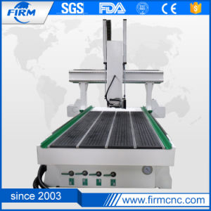 Firm Woodworking 4 Axis CNC Router Machine pictures & photos